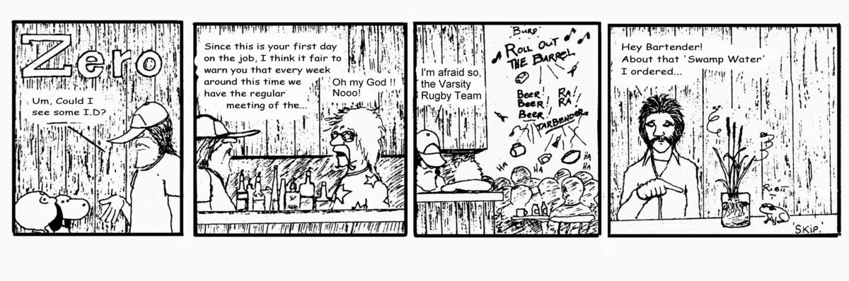 Zero Rugby